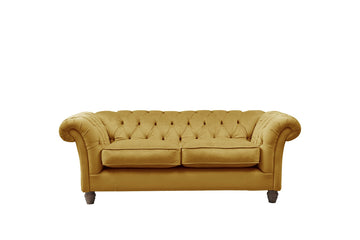 Grosvenor | 2 Seater Sofa | Opulence Saffron
