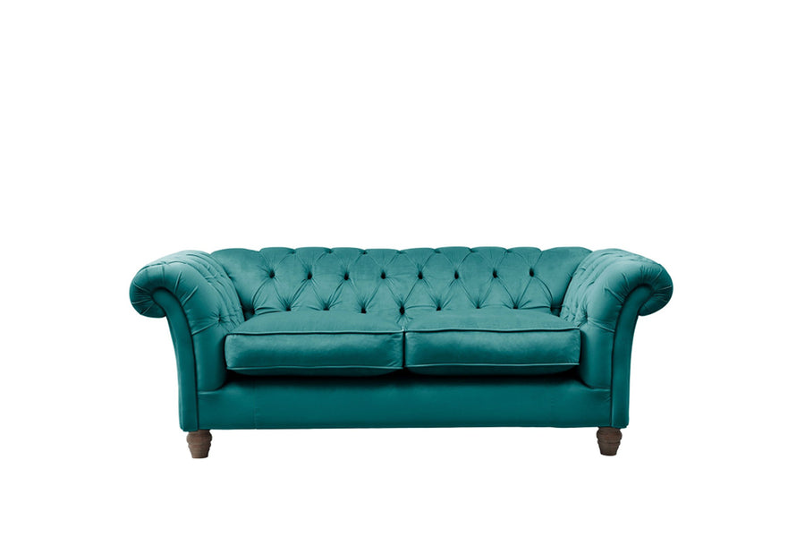 Grosvenor | 2 Seater Sofa | Opulence Teal
