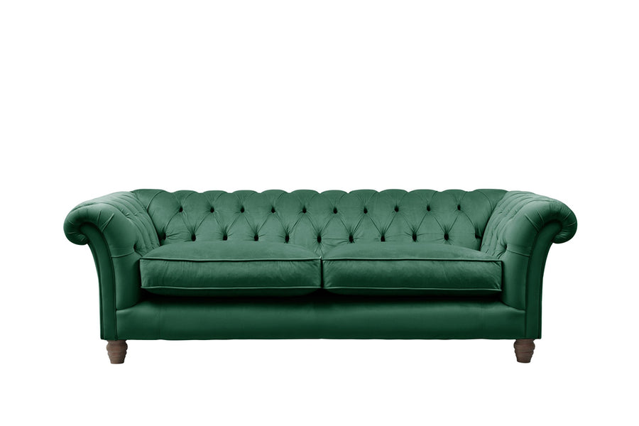 Grosvenor | 3 Seater Sofa | Opulence Emerald
