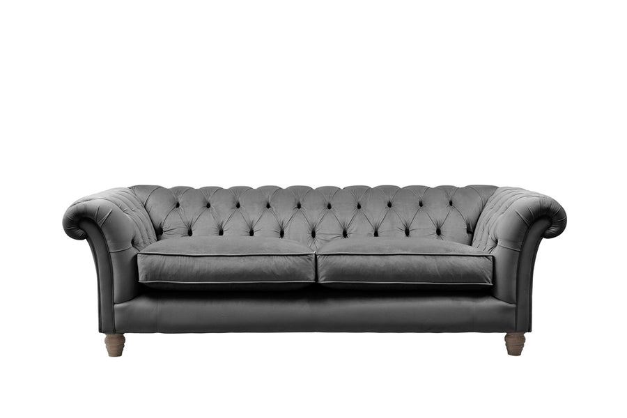 Grosvenor | 3 Seater Sofa | Opulence Granite
