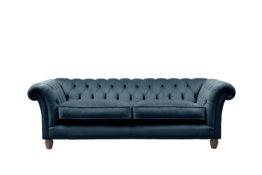 Grosvenor | 3 Seater Sofa | Opulence Peacock