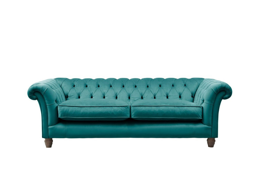 Grosvenor | 3 Seater Sofa | Opulence Teal