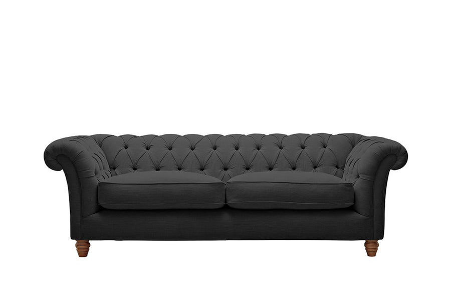 Grosvenor | 3 Seater Sofa | Pavilion Anthracite