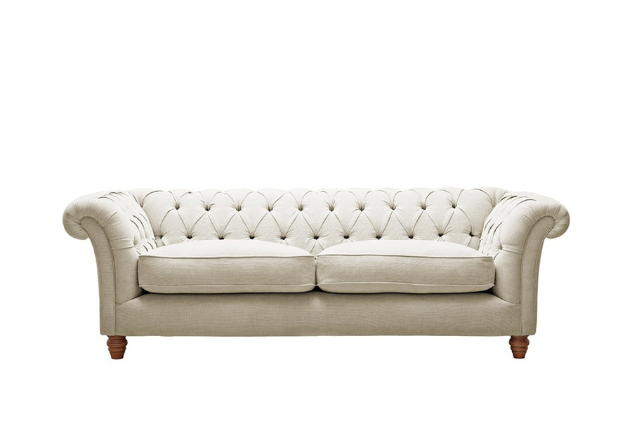 Grosvenor | 3 Seater Sofa | Pavilion Cream