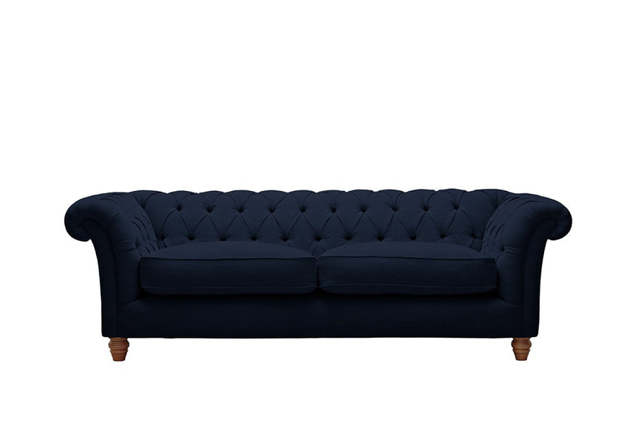 Grosvenor | 3 Seater Sofa | Pavilion Indigo