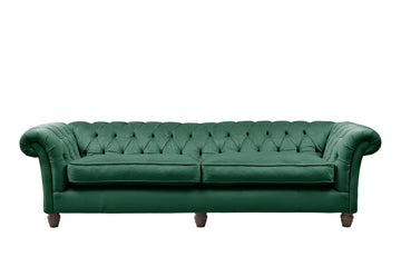 Grosvenor | 4 Seater Sofa | Opulence Emerald