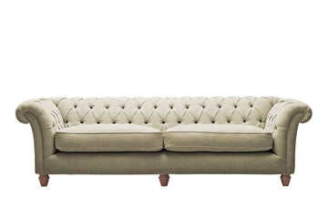 Grosvenor | 4 Seater Sofa | Pavilion Cream