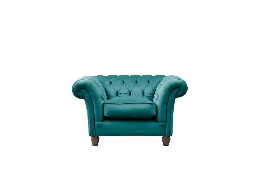 Grosvenor | Armchair | Opulence Teal
