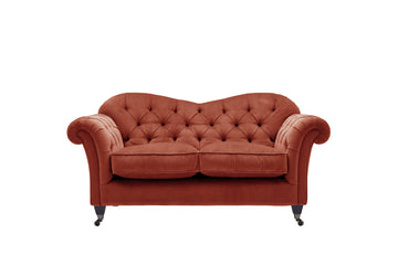 Hampton | 2 Seater Sofa | Opulence Sunset