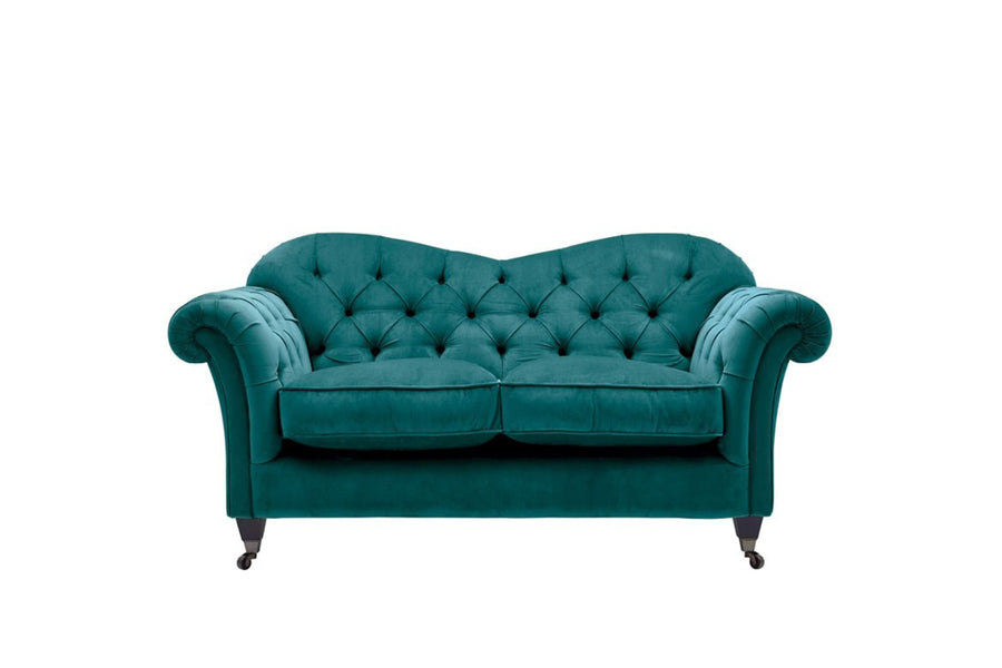Hampton | 2 Seater Sofa | Opulence Teal
