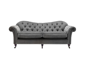 Hampton | 3 Seater Sofa | Opulence Granite