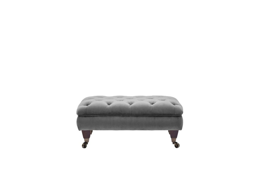 Hampton | Footstool | Opulence Granite