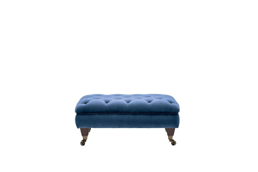 Hampton | Footstool | Opulence Royal