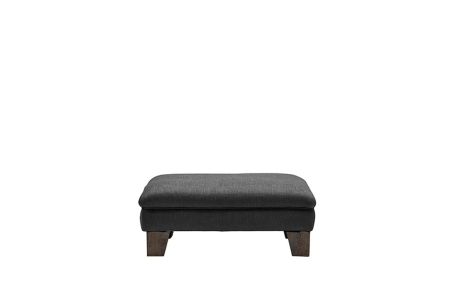 Richmond | Footstool | Pavilion Anthracite