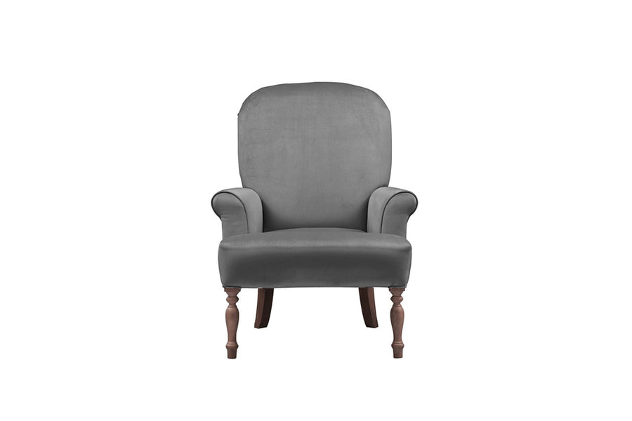 Agatha | Emily Companion Chair | Opulence Granite
