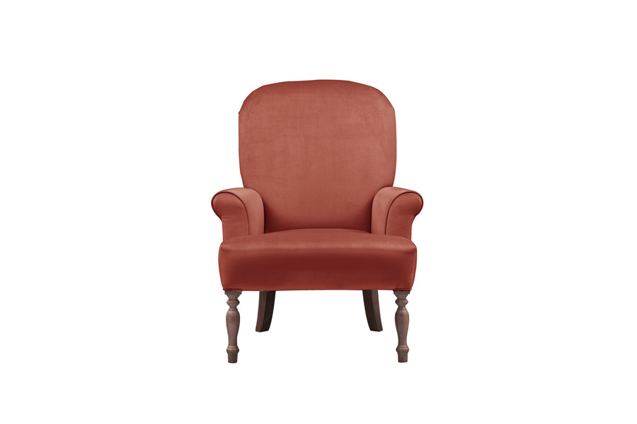 Agatha | Emily Companion Chair | Opulence Sunset