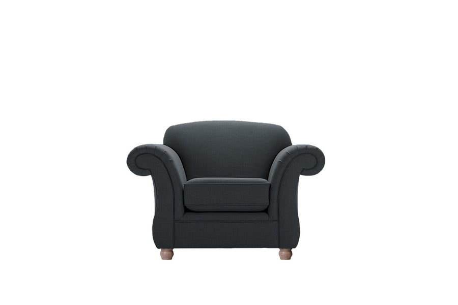 Wentworth | Armchair | Pavilion Anthracite