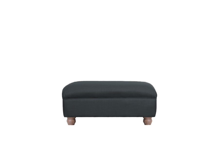 Wentworth | Footstool | Pavilion Anthracite