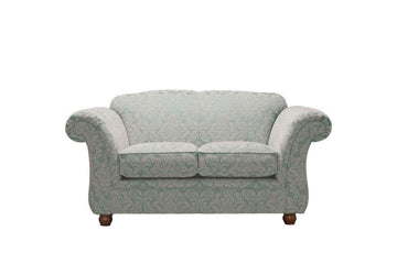 Woburn | 2 Seater Sofa | Brecon Damask Duck Egg