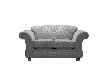 Woburn | 2 Seater Sofa | Brecon Damask Granite