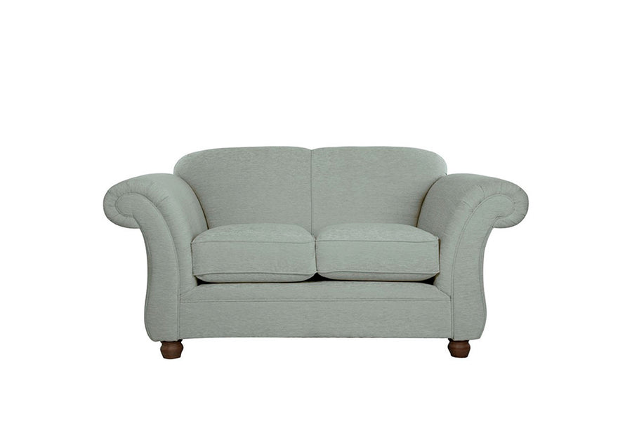 Woburn | 2 Seater Sofa | Brecon Plain Grey