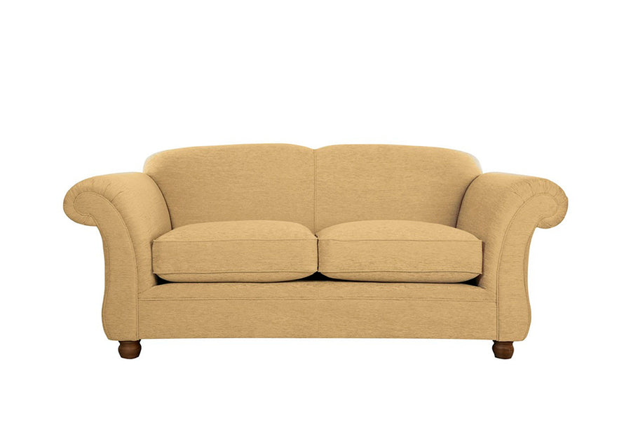 Woburn | 3 Seater Sofa | Brecon Plain Biscuit