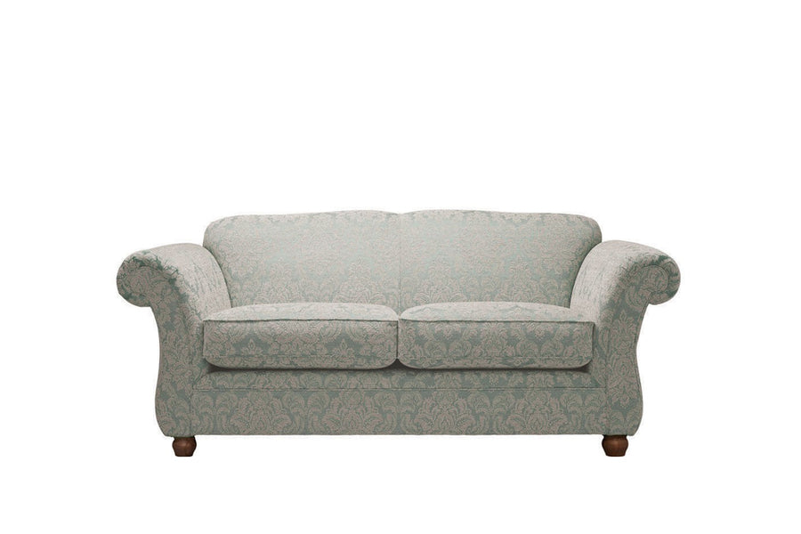 Woburn | Midi Sofa | Brecon Damask Duck Egg