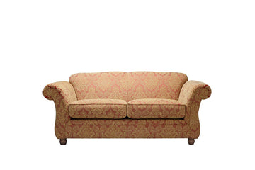 Woburn | Midi Sofa | Brecon Damask Terracotta