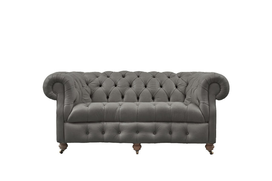 Lincoln | 2 Seater Sofa | Milton Fog