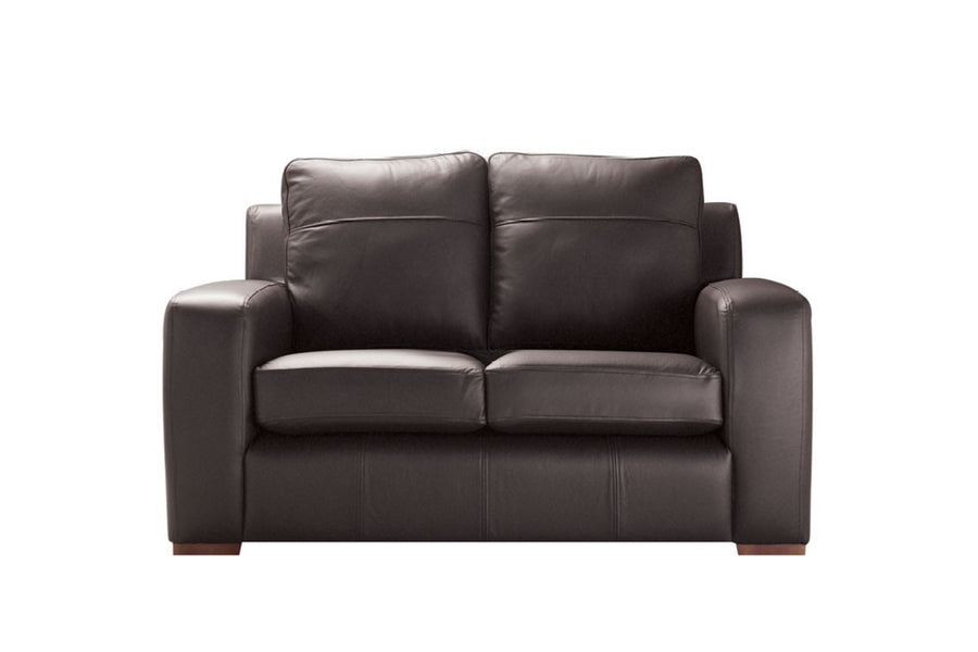 Mezzo | 2 Seater Sofa | Softgrain Black