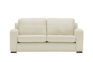 Mezzo | 3 Seater Sofa | Softgrain White