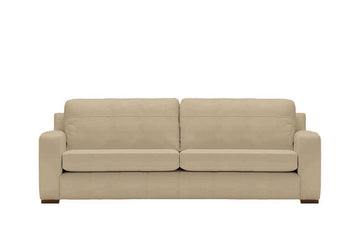 Mezzo | 4 Seater Sofa | Softgrain Cream