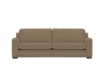 Mezzo | 4 Seater Sofa | Softgrain Pebble