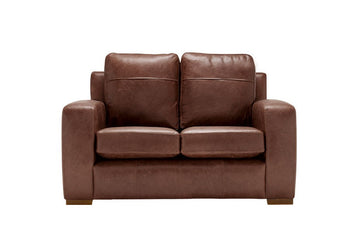 Mezzo | 2 Seater Sofa | Saddle Hazel
