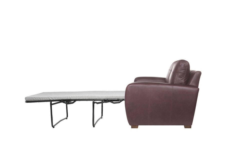 Mezzo | Sofabed | Saddle Chocolate