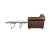 Scala | Leather Sofabed | Saddle Chocolate
