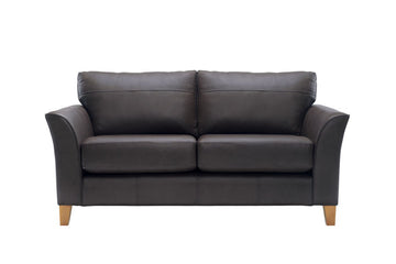Malmo | 3 Seater Sofa | Softgrain Black