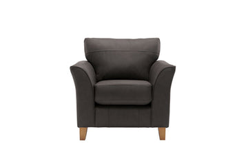 Malmo | Armchair | Softgrain Black