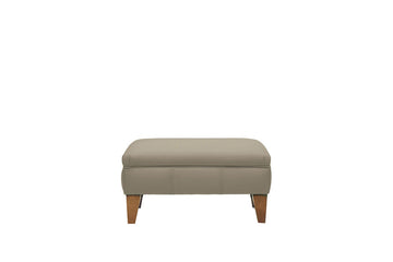 Malmo | Footstool | Softgrain Pebble