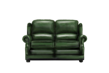 Marlow | 2 Seater Sofa | Antique Green