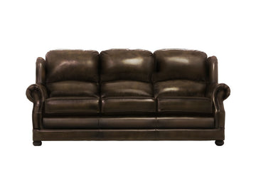 Marlow | 3 Seater Sofa | Antique Brown