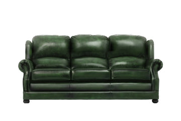 Marlow | 3 Seater Sofa | Antique Green