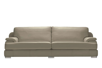 Marino | 4 Seater Sofa | Softgrain Pebble