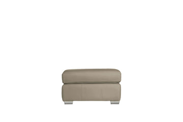 Marino | Footstool | Softgrain Pebble