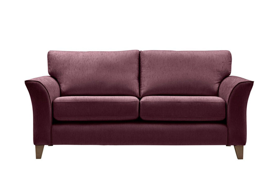 Monaco | Grand Sofa | Polo Aubergine