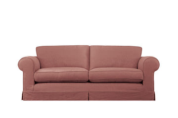 Albany | 3 Seater Sofa | Kingston Dark Terracotta
