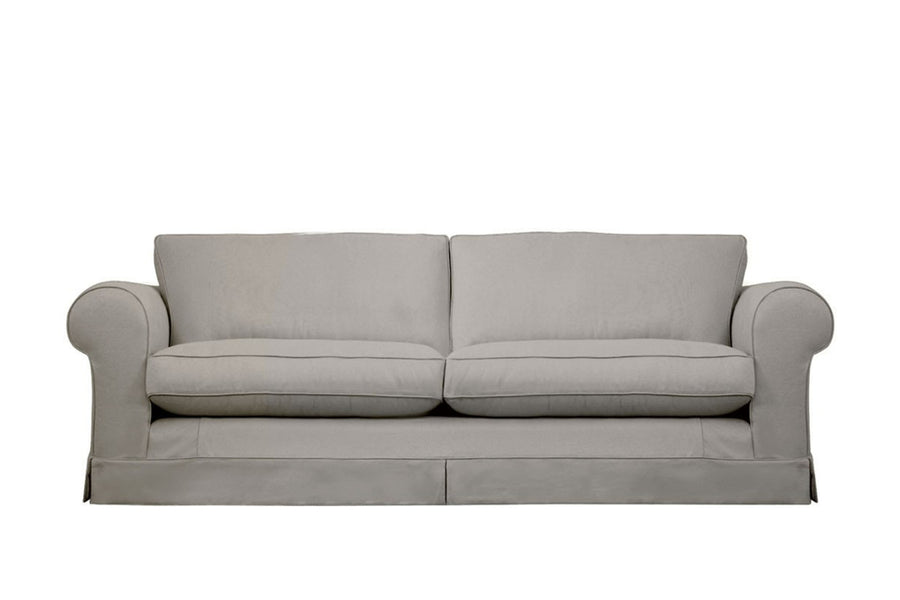 Albany | 4 Seater Sofa | Miami Pewter