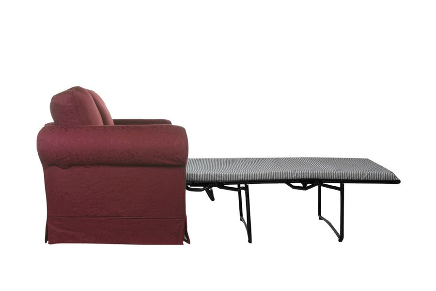 Albany | Sofabed | Kingston Burgundy