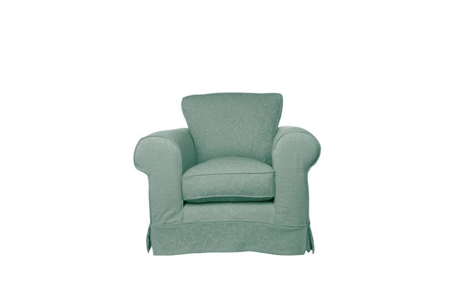 Albany | Club Chair | Kingston Duck Egg