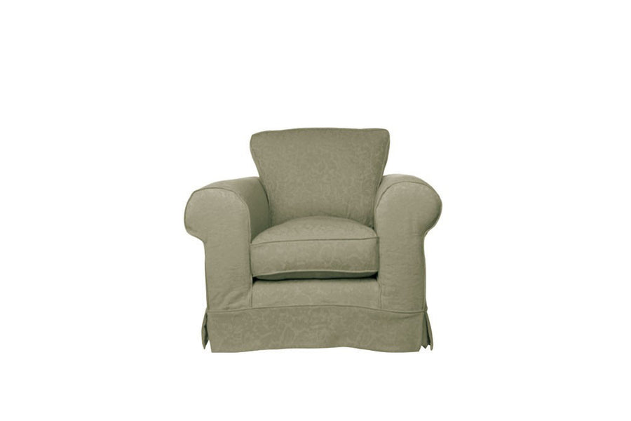 Albany | Club Chair | Kingston Lichen